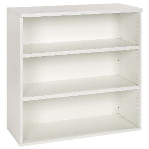 Velocity Bookcase 900mm White