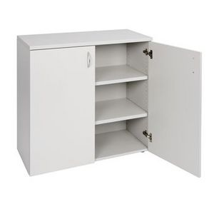 Velocity Cupboard 900mm White
