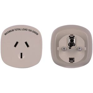 Outbound EU Travel Adaptor