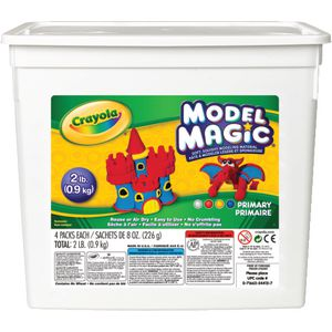 Crayola Model Magic Clay Bucket 907g