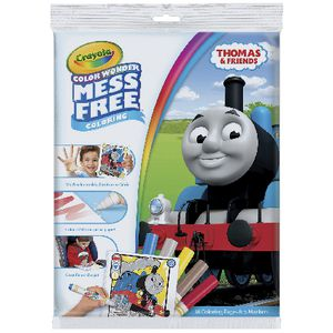 Crayola Colour Wonder Thomas and Friends