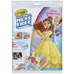 Crayola Colour Wonder Disney Princess