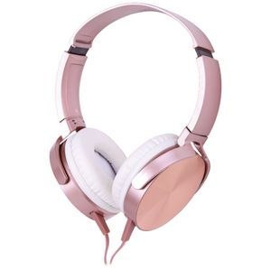 Qudo Smartphone Headphones Rose Gold