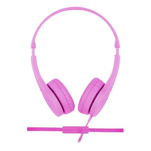 On Ear Headphones Pink