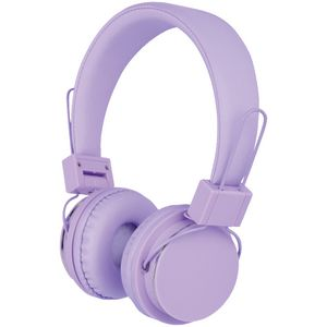 Qudo Volume Limited Bluetooth Headphones Purple