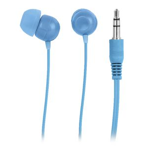Earphones Blue
