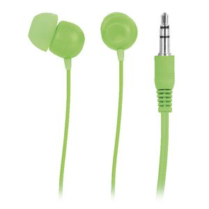 In Ear Headphones Green