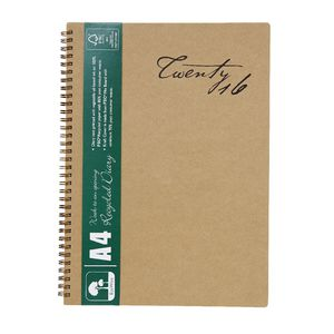 Cumberland Ecowise A4 Week to View 2016 Diary