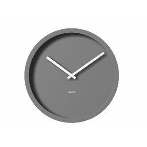 Degree Minimal 30cm Clock Steel