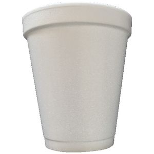 Star Services 237mL Disposable Dart Foams Cups Pack 1000
