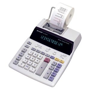 Sharp EL2901RH Desktop Printing Calculator