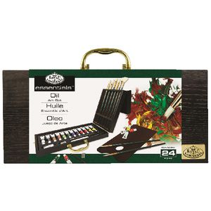 Royal & Langnickel Oil Painting Set