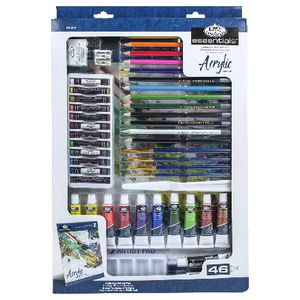 Royal & Langnickel Essentials Acrylic Set