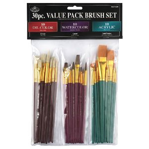Royal & Langnickel Brush Set 30 Piece