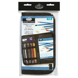 Royal & Langnickel Watercolour Pencils 13 Piece Set