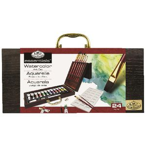 Royal & Langnickel Watercolour Paint Set