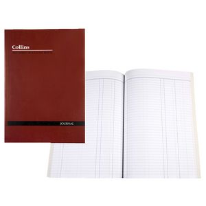 Collins A60 A4 Analysis Book Journal