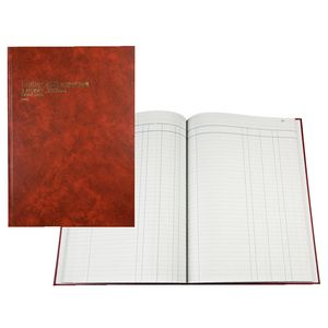 Collins Debden 3880 A4 Account Book 3 Money Column