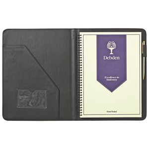 Collins Debden Conference Notepad Folder A4 Black