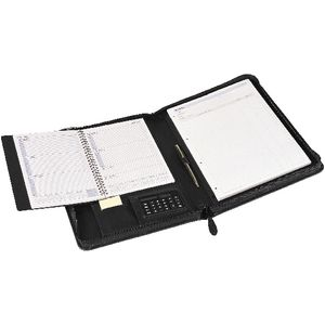 Collins Debden Contractor Plus Executive Compendium Black