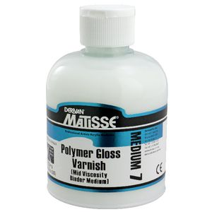 Matisse Polymer Gloss Varnish 250mL