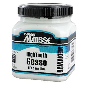 Matisse MM36 High Tooth Gesso 250mL