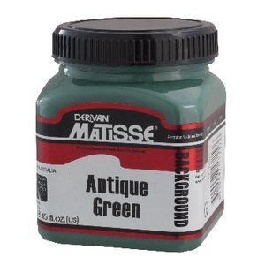 Derivan Background Paint 250mL Antique Green