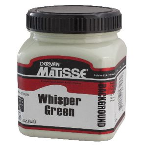 Derivan Background Paint 250mL Whisper Green