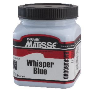 Derivan Background Paint 250mL Whisper Blue