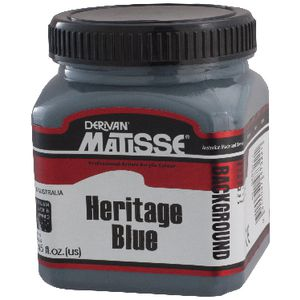 Derivan Background Paint 250mL Heritage Blue