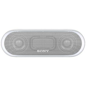 Sony Extra Bass Portable Bluetooth Speaker White SRS-XB20