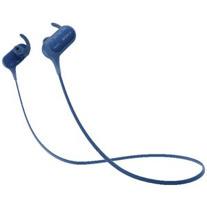 Sony Extra Bass Bluetooth In Ear Headphones Blue