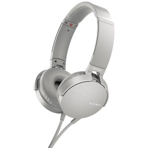 Sony Extra Bass Headset White