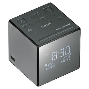 Sony DAB+ Clock Radio