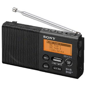 Sony DAB+ Pocket Radio