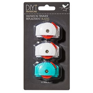 DIYi Invitation Trimmer Replacement Blades