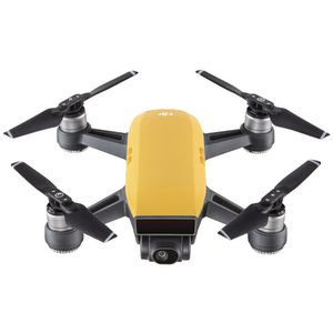 DJI Spark Drone Sunrise Yellow