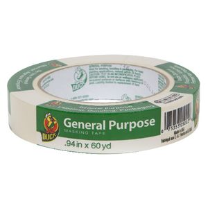 Duck General Purpose Masking Tape 24mm x 54.86m