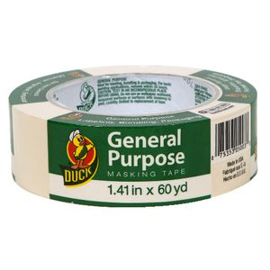 Duck General Purpose Masking Tape 36mm x 54.86m