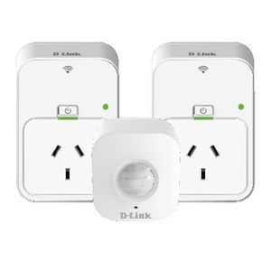 D-Link mydlink DIY Smart Plug and Sensor Kit DCH-109KT