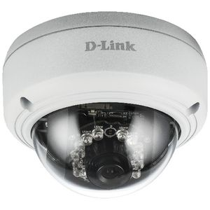 D-Link DCS-4603 Full HD Dome Network Camera White