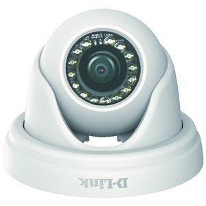 D-Link HD Outdoor Dome Surveillance Camera DCS-4802E