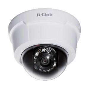 D-Link Full HD Fixed Dome Network Camera DCS-6113V