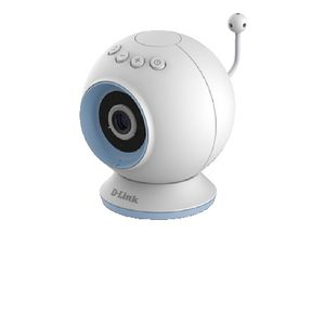 D-Link Day/Night WiFi Baby Camera DCS-825L