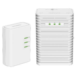 D-Link Powerline AC600 Wireless Starter Kit