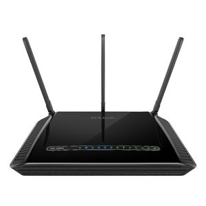 D-Link AC1200 Wireless Dual-Band ADSL2+/VDSL2 Modem Router