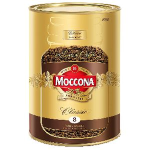Moccona Classic Dark Instant Coffee 500g