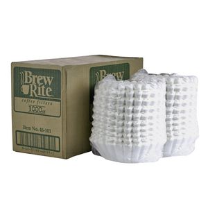 Brew Rite Coffee Filters 1.7L 1000 Pack