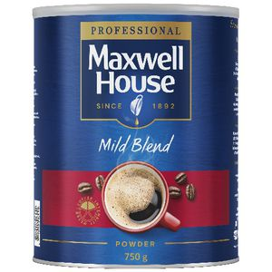 Maxwell House Instant Mild Blend Coffee Powder 750g