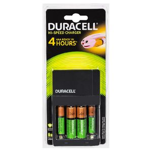 Duracell 4 Hour Battery Charger